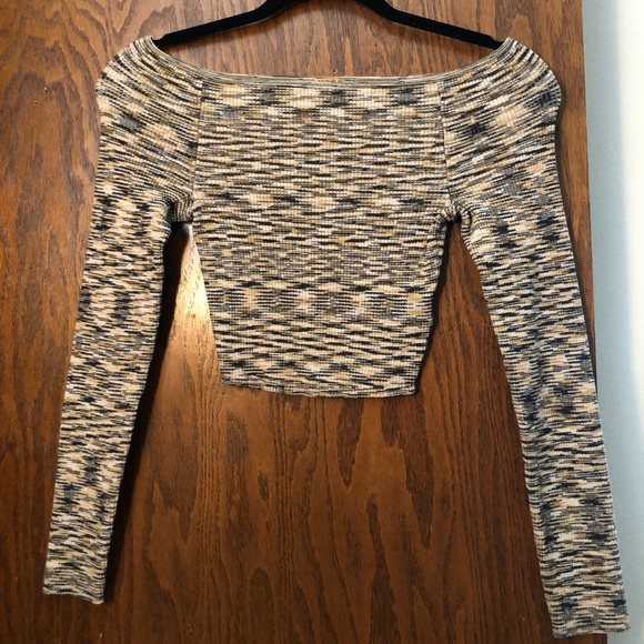 Free People Sweaters - Free people cropped sweater